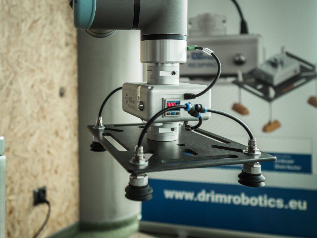 Paletyzacja Universal Robots