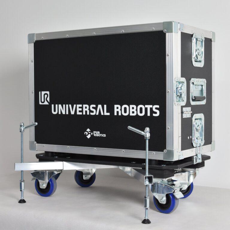 integrator robotów universal robots