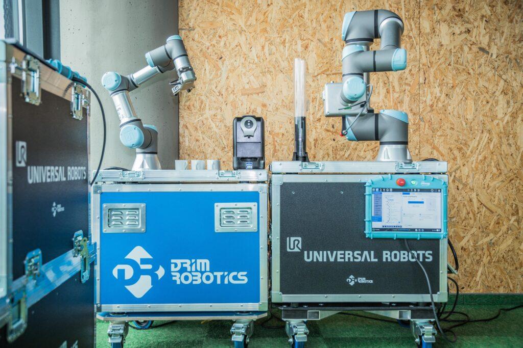 programowanie robotów universal robots
